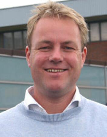 Espen Tønnessen ved Norges idrettshøgskole (Foto: NIH)