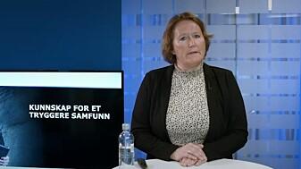 – Økonomisk kriminalitet som bedrageri, tyveri og hvitvasking foregår nå i større grad på nett. Det samme gjelder seksuelle overgrep mot barn, sier politioverbetjent og forsker Maren Eline Kleiven ved Kripos.