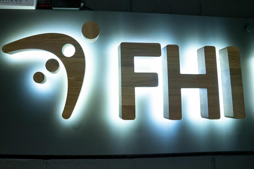 I alt var det i fjor 40.534 dødsfall i Norge i fjor, ifølge FHIs dødsårsaksregister.