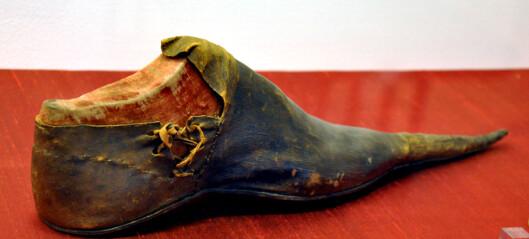 Motesko ga vonde tær for 600 år siden