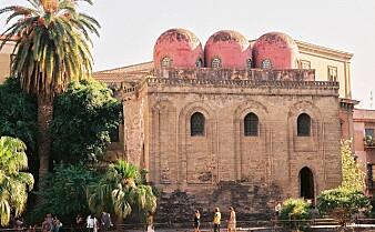 Hva spiste folk på Sicilia da øya var under muslimsk kontroll?