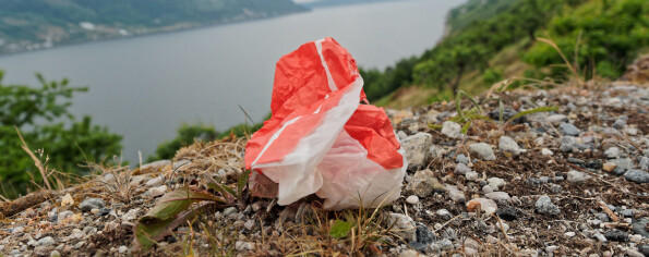Mikroplasten kommer fra bildekk, men du sier heller nei til plastemballasje