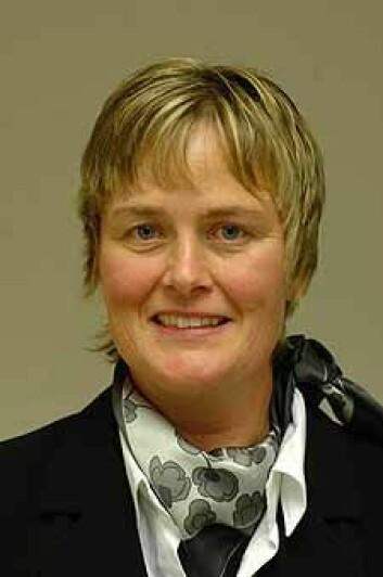 Margrethe Elin Vika disputerte 21. november for ph.d.-graden med en avhandling om sprøytefobi.