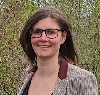 Rebecca Gladstone, postdoctoral fellow at the Department of Basic Medical Sciences, University of Oslo.