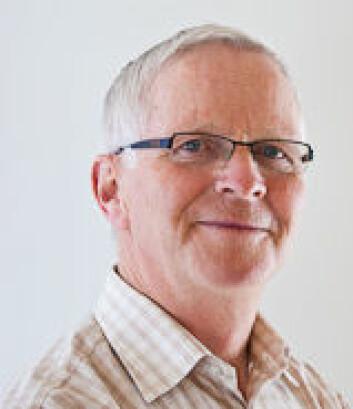 Seniorforsker Arnfinn Nes