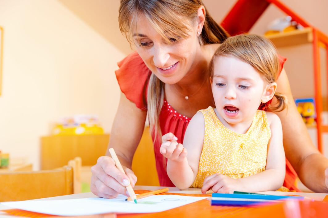 Barnehagen er en utmerket arena for tidlig innsats og forebygging av vansker med skriftspråket.