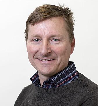 Frank Lindberg har tidligere vært dekan ved Handelshøgskolen Nord universitet.