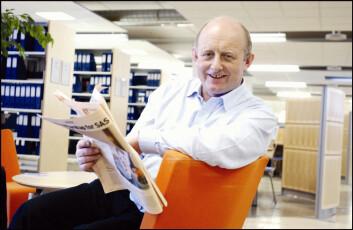 Professor Rolv Peter Amdam, Handelshøyskolen BI.