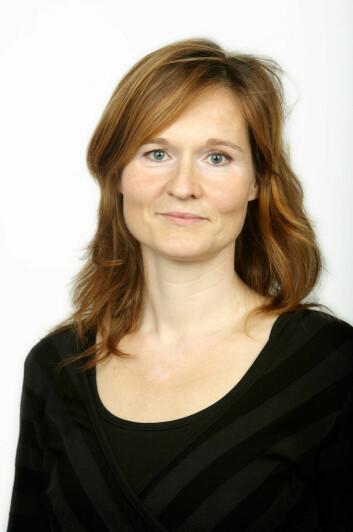 Elisabet E. Storvoll. (Foto: SIRUS/Nye bilder)