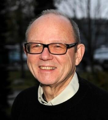 Seniorforsker Kjetil Bevanger ved NINA. (Foto: Atle Abelsen)