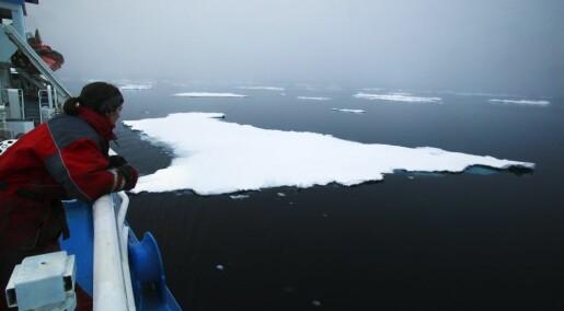 Forskningstokt viser at sjøisen i Arktis kan ha passert et kritisk vippepunkt
