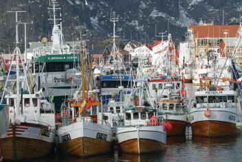 """""""Russiske fartøy er stadig sjeldnere å se i norske havner."""""""