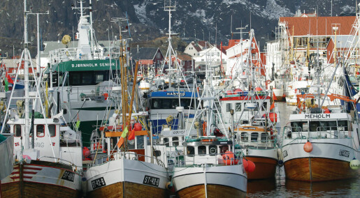 Velger bort norske havner