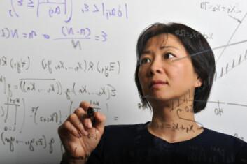 Det er flere kvinnelige matematikere i land som Frankrike, Italia og Portugal, enn det er i Norge. (illustrasjonsfoto: iStockphoto)