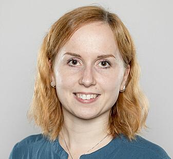 Forsker Simona Dzurendova ser behovet for å produsere andre verdifulle komponenter enn oljer fra soppen.