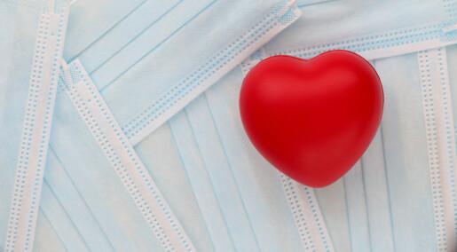 Koronatiltakene gir mindre influensa og dermed mindre hjertesykdom
