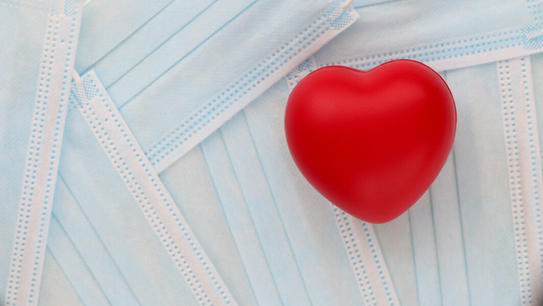 Mindre influensa på grunn av bedre håndhygiene og sosial distansering kan ha bidratt til nedgangen i innleggelser for hjertesykdom.
