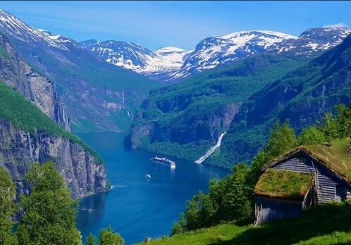 Green quay will provide a green fjord