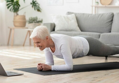 A simple exercise goal protects against unhealthy weight gain
