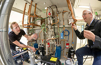Developing the world's 'hottest' heat pump ever