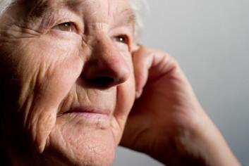 Alzheimer er en hjernesykdom som er en av de vanligste årsakene til demens. (Foto: Shutterstock)