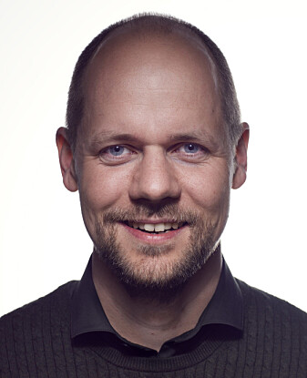 Erik Folven, co-director of the oxide electronics group at NTNU's Department of Electronic Systems