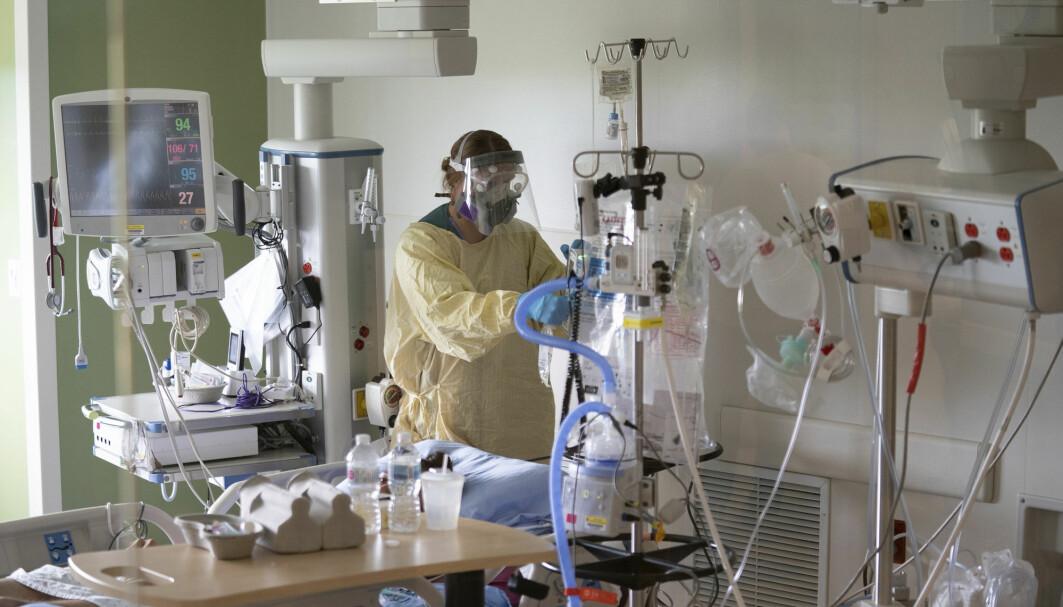 Et legemiddel beregnet på kreft fungerer også på alvorlige syke covid-19-pasienter.