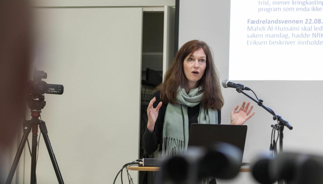 Prosjektet er ledet av Kjersti Thorbjørnsrud ved Institutt for Samfunnsforksning ved Universitetet i Oslo.