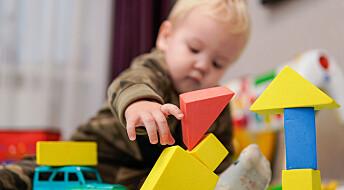 Barnehageforskning: Hvorfor er forskere så bekymret for ettåringene våre?