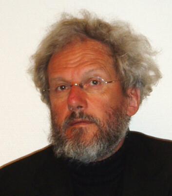 Spesialrådgiver Hans M. Borchgrevink i Norges forskningsråd.