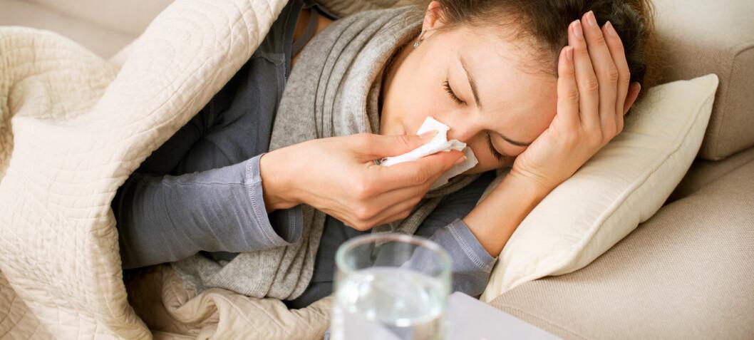 Færre brukte antibiotika, nesespray og hostesaft under pandemien