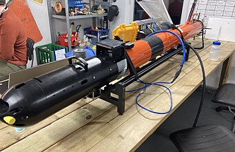 A robotic microplankton sniffer dog