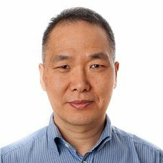 Xiang Ma, a researcher at SINTEF Industry.