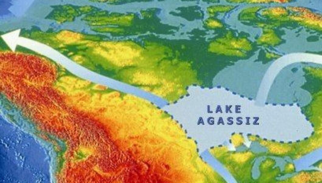 Kjempeflommen som stoppet Golfstrømmen