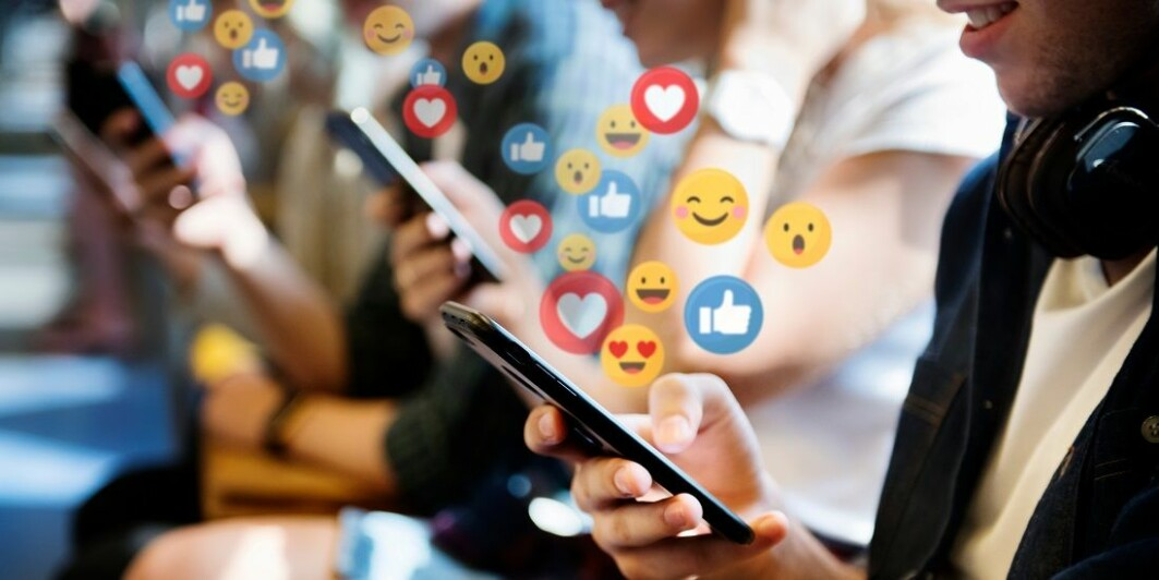 What you and your friends like affects what you see more of on social media.