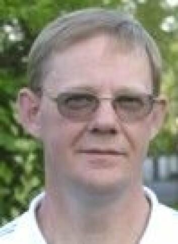 Jon Petter Omtvedt, leder av SAFE-senteret ved UiO.