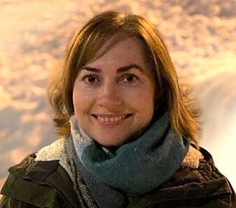 Camille Brekke, researcher from UiT The Arctic University of Norway.