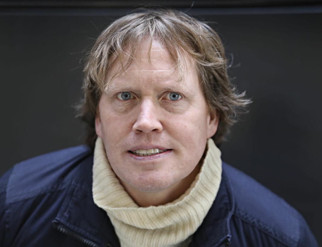 Da Thorgeir Kolshus ble kalt «en hvit, høyreorientert anti-antirasist» av en annen forsker i sosiale medier, gikk han i kjelleren.