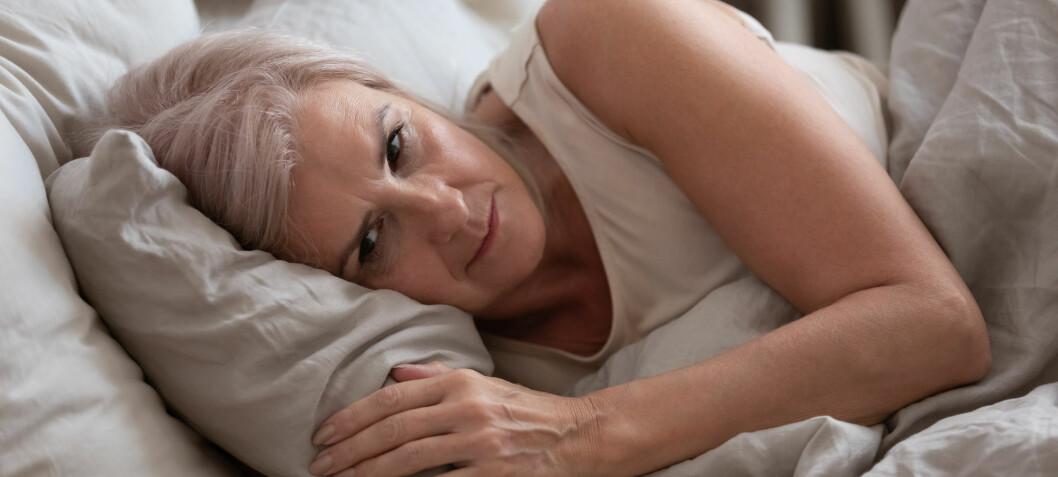Stress ga mindre søvn og mindre søvn ga mer stress