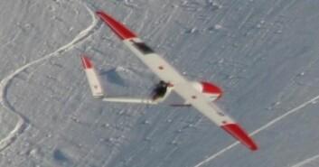 Ubemannede fly kan identifisere gjenstander på 10 centimeter.