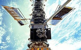 Teknisk trøbbel for Nasas teleskop