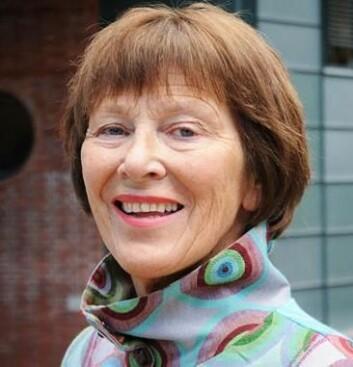 Professor Astrid Bergland har kartlagt funksjonsevnen hos sykehjemsbeboere. (Foto: Stig Nøra)