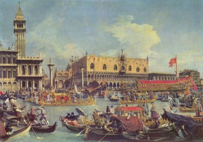 (Maleri: Giovanni Antonio Canal (Canaletto))