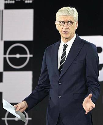 FIFAs fotballutviklingssjef Arsène Wenger vil skrote hele Nations League.