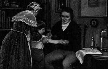 """""""Vaksinasjonens historie begynte med Jenners koppevaksine i 1796."""""""