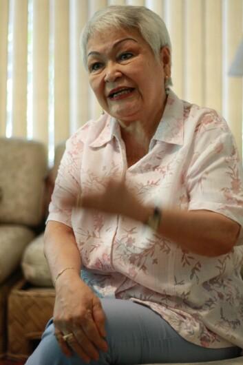 Consuelo Paz (Foto: June Taguiwalo)