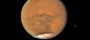 Hvorfor er Mars rød?