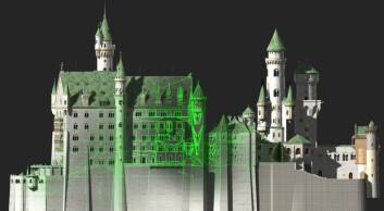 """""""Professor Gerd Hirzinger ved det tyske romfartssenteret i Wessling har satt i gang et prosjekt der 3D-teknologi som brukes til å utforske Mars-overflaten, nå også anvendes for å lage tredimensjonale modeller av bayerske kulturskatter. Bilde: Metamatix."""""""