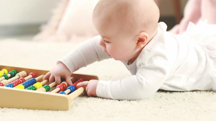 Visste du at mennesket har medfødte matematiske ferdigheter?