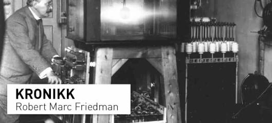 Feilaktige påstander og bombastisk skryt: Kristian Birkelands vitenskapelige bidrag er overdrevet